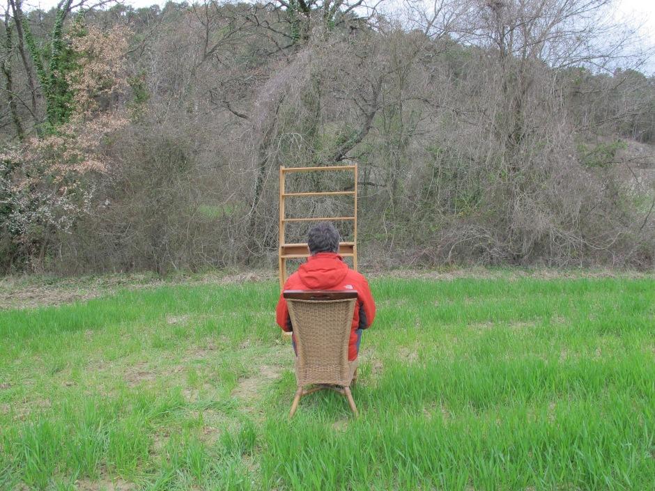 Lectura del paisaje por José Otero