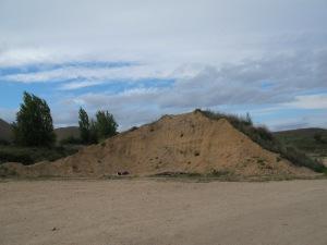 excavacion por Jose Otero